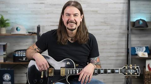 Rock Guitar Rhythm Lessons Course - Resonance School of Music