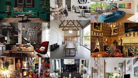 Interior Design Tutorial - Mastering Interior design styles