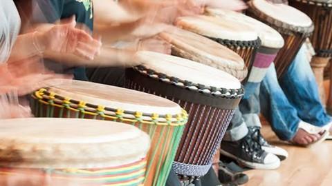 #1 Kita Soli / Beginners Djembe Drumming - Resonance School of Music