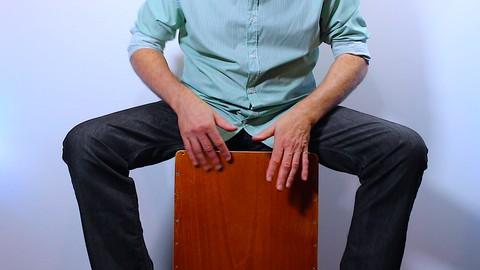 How To Play The Cajon: Intermediate Level - Resonance School of Music