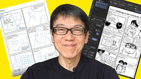 Create a Fascinating Story with a Manga Method