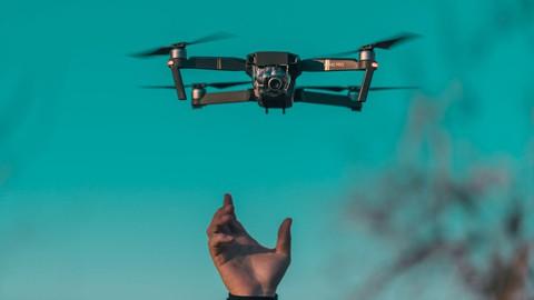 Drone Fotoğrafçılığı   Herhangi Bir Drone ile Pro Çekim Coupon
