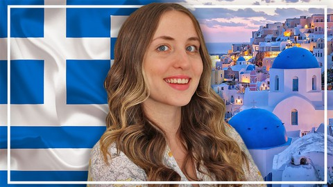 Complete Greek Course: Learn Greek for Beginners Level 1 Coupon