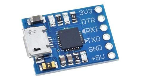 Learn to Design USB to UART Convertor in Altium Designer
