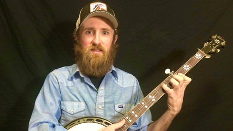 Beginner 5 String Banjo - Build from the Ground Up!