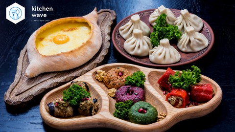 Caucasian Cooking Classes - Learn Ancient Secrets of Cooking Coupon