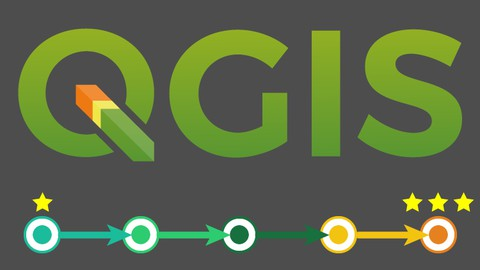 QGIS 3: from Beginner to Advanced Coupon