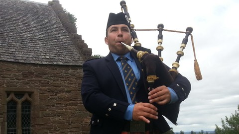 Highland Bagpipe Basic Exercises - Absolute Beginners