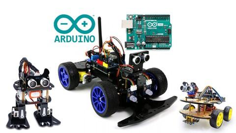 Sıfırdan Arduino ile Uygulamalı Robotik Kodlama Eğitimi
