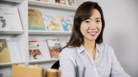 Learn Korean language Alphabet, Grammar, Writing with Jenny