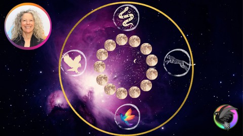 Shamanic Witchcraft Healing On The 13 Moon Guided Pathway