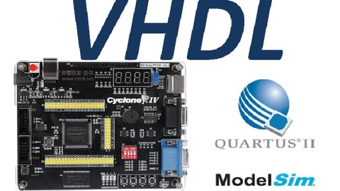 Learn FPGA Design With VHDL (Intel/Altera)