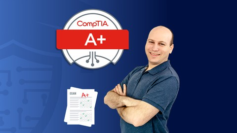 CompTIA A+ (220-1002) Practice Exams (Over 500 questions!)