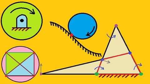 Netcurso-basics-of-instantaneous-centre-of-rotation-icr-method