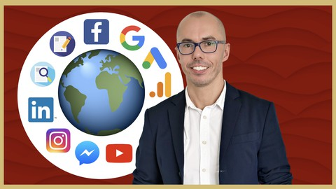 Digital Marketing Course for Beginners (Ultimate Guide 2021) Coupon