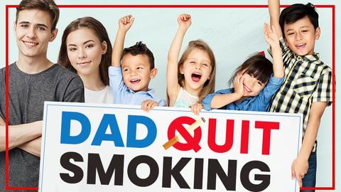 Dad quit smoking