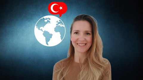 Turkish Language Course in A1   Only Turkish