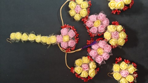 Jewelry Making Course: Artificial jewelry making