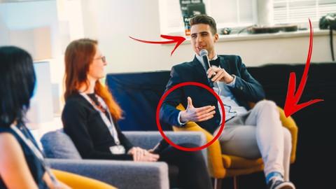 Nonverbal Communication: Body Language, Charm, Lie Detection