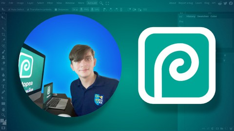 Netcurso-free-photopea-training-quick-start-course