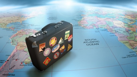 Start a Business and Travel the World in 30 Days!