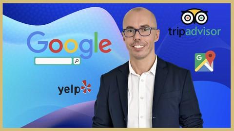 Local SEO 2021 Made Simple & Fun + Google Maps & TripAdvisor Coupon