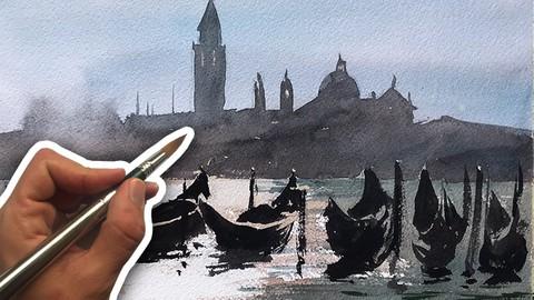 Netcurso-simplify-watercolor-part-1