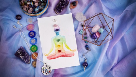 Chakras & Color Therapy Introductory Course!