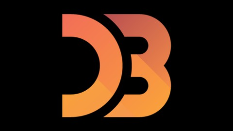 Master D3.js with Concepts & 25+ Projects | ~43 Hours | 2021