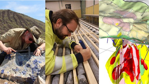 Surface Geology : Mineral exploration planning