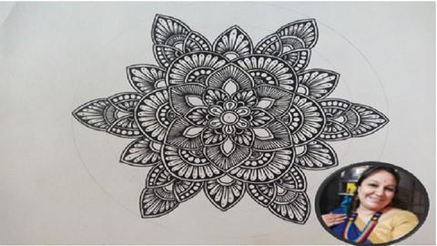 Mandala- Basics of Mandala Drawing
