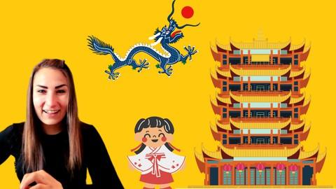 Chinese Language & Culture Intermeditate Course: HSK1 (2/3)
