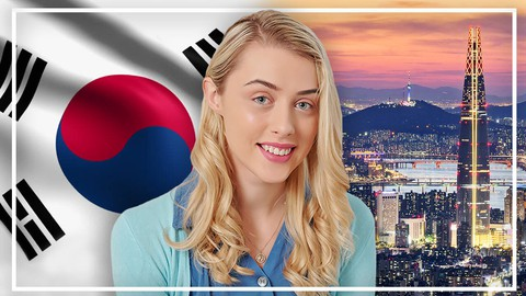 Complete Korean Course: Learn Korean for Beginners Level 1 Coupon