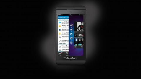 Blackberry 10 Native Development using Cascades