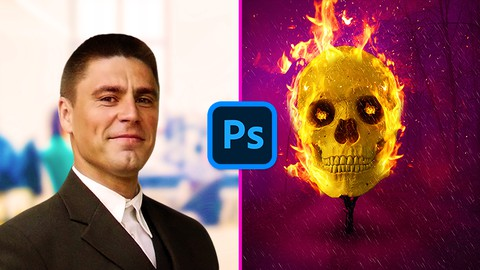 Netcurso-how-to-easily-create-a-burning-skull-photoshop-composite