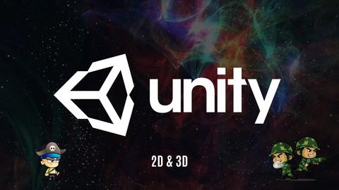 Unity ile 2D & 3D Oyun Geliştir |[2021]