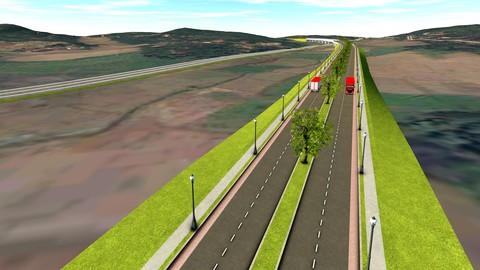 Road Design with AutoCAD Civil 3D
