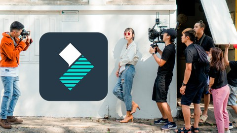 Learn Video Editing with Filmora X (2021)