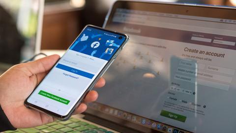 Hacking Facebook Profesional Hacking ético 2021