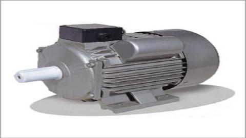 Netcurso-single-phase-capacitor-start-induction-motor