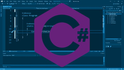C# Full Course in 5 Hours [in Arabic]