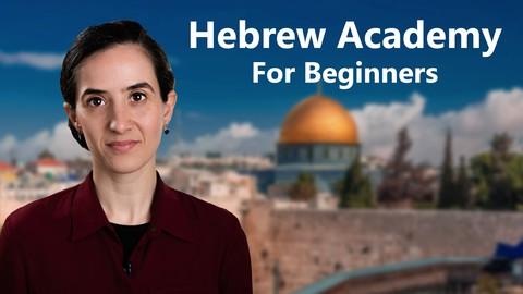 Hebrew Academy For Beginners: Hebrew Course For Beginner
