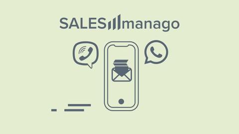SALESmanago: Mobile Marketing panel