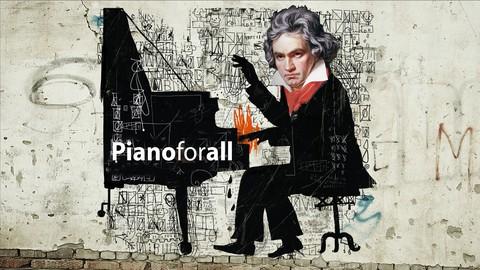 Pianoforall - 'Classics By Ear' - Moonlight Sonata