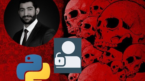 Netcurso-python-for-ethical-hackers-build-web-app-login-brute-force