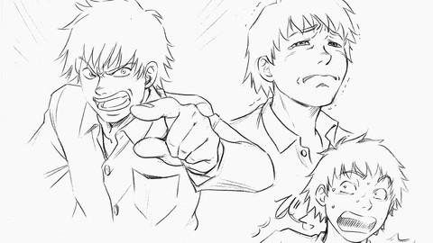 mangAnimeおひさま塾: Learn Manga Drawing from Jap Manga Artist ①