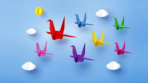 Origami Paper Art - Master Course