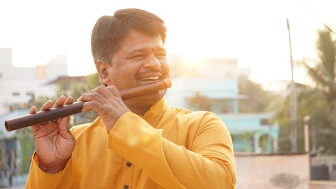 (2021) Carnatic Flute Basics | Swarajathis & Swarapallavis Coupon