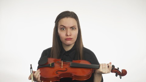 Image for course Master the violin from ZERO TO ADVANCED LEVEL