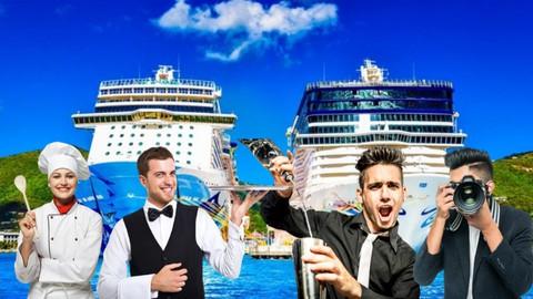 Gana dinero en dólares viajando  por el mundo en  cruceros Coupon